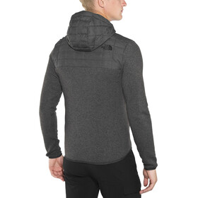 The North Face Thermoball Gordon Lyons Hybrid Hoodie Men TNF Black/TNF Dark Grey Heather